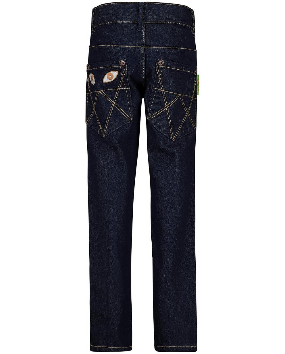 Jeans - BLD - Donkerblauwe jeans